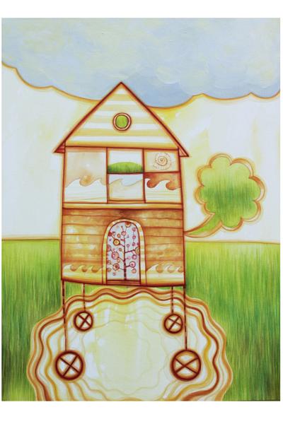Serie Casas rodantes